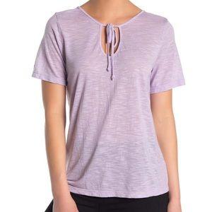 Michael stars nwt tie T-shirt